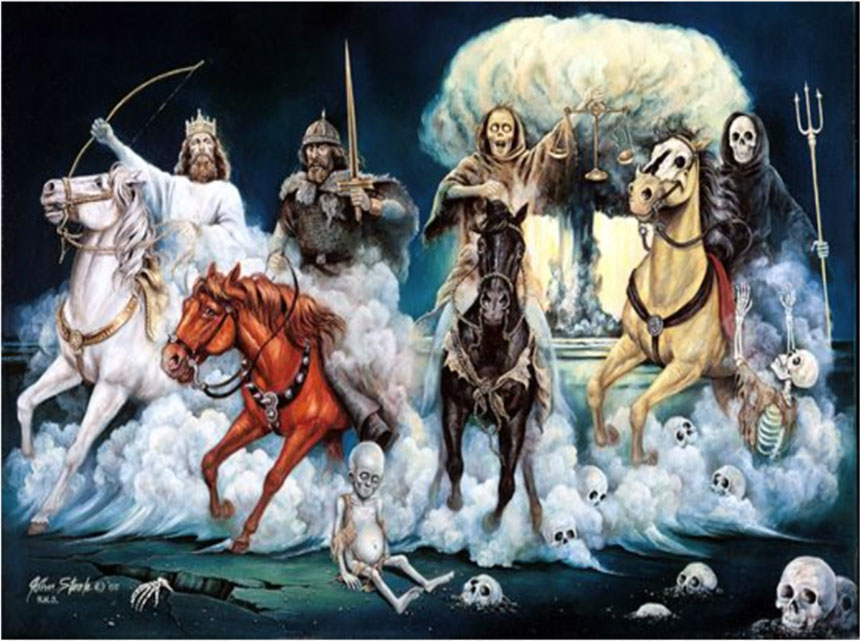 THE FOUR HORSEMEN OF THE APOCALYPSE – Scripture Truth Ministries